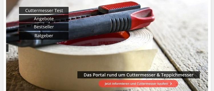Cuttermesser.info - das Portal rund um Cuttermesser